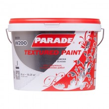 PARADE Textured Paint W200 фактурная 18 кг