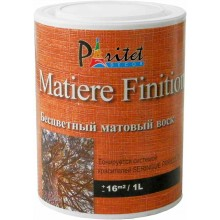 MATIERE FINITION MAT 1 л